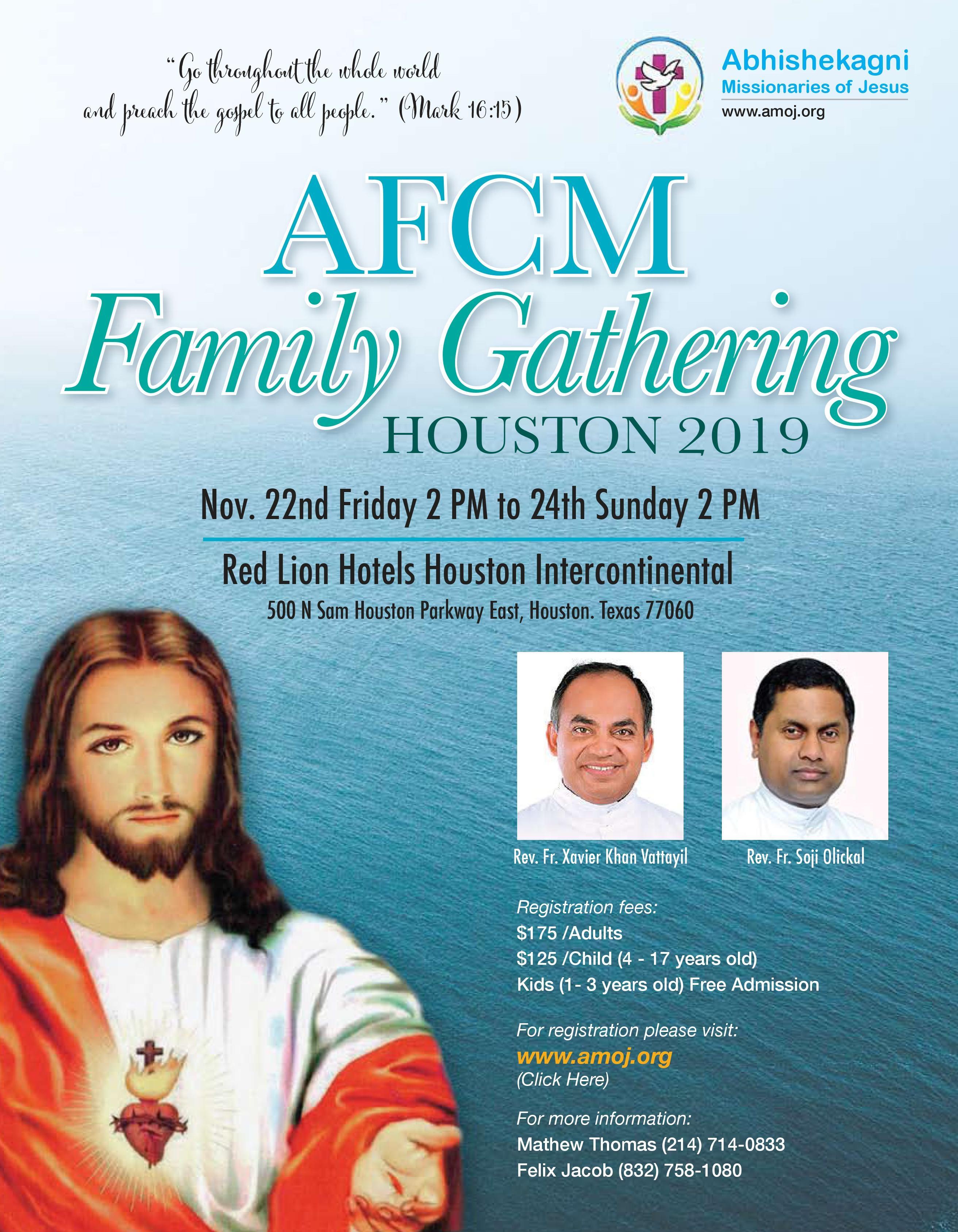 afcm family gathering